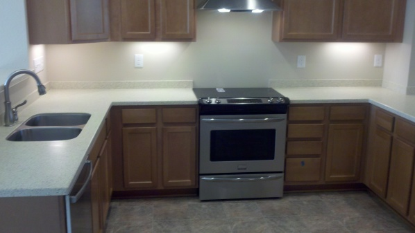 Solid Surface - new construction