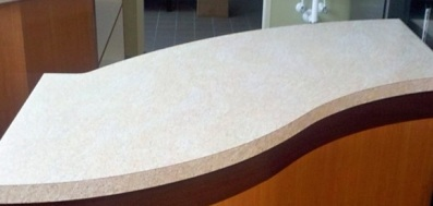 Self Edge Laminate
