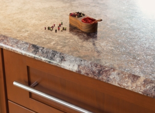 Formica Ideal Ogee edge