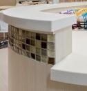Chai Cream Mirage Wilsonart Solid Surface