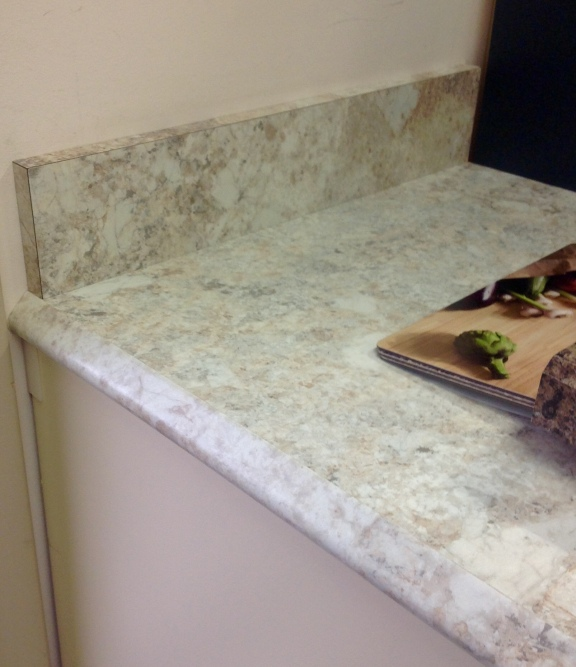 Formica Ideal Edge - Ogee